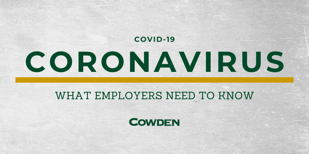Covid-19 What Employers Need to Know